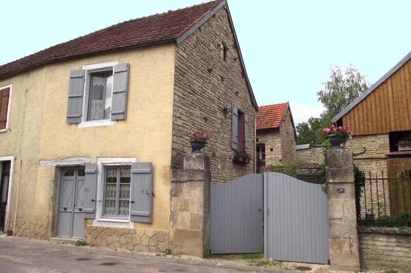 Vente maison / villa Secteur laignes 74000€ - Photo 1