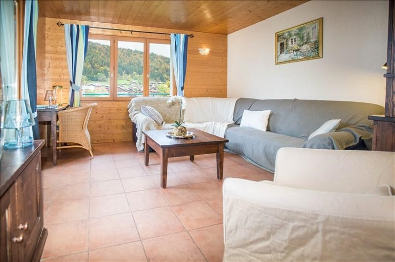 Vente appartement Morzine 422 000€ - Photo 1