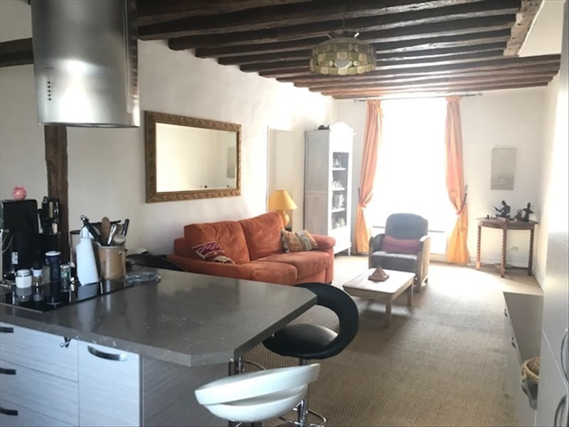 Rental apartment Le port marly 1 250€ CC - Picture 1