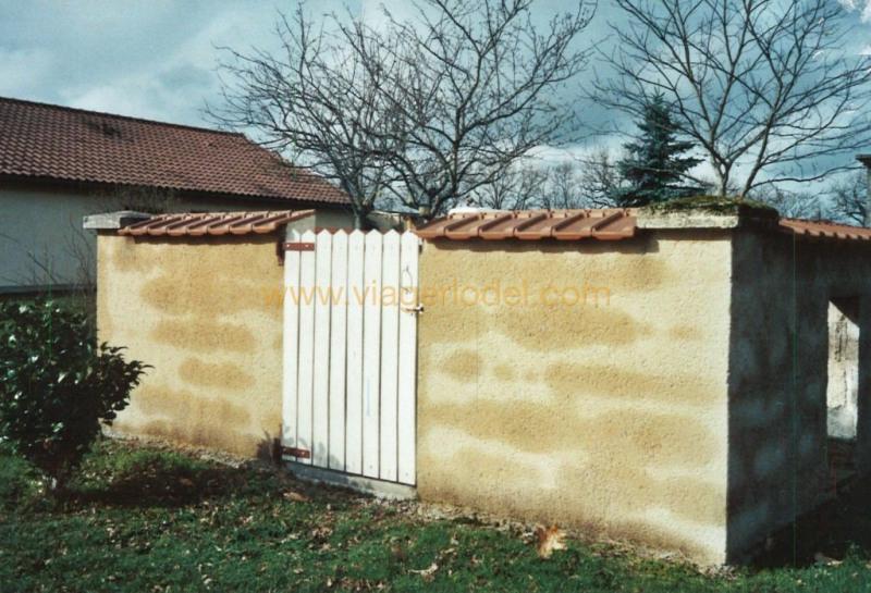 Vitalicio  casa Saint-bressou 65000€ - Fotografía 10