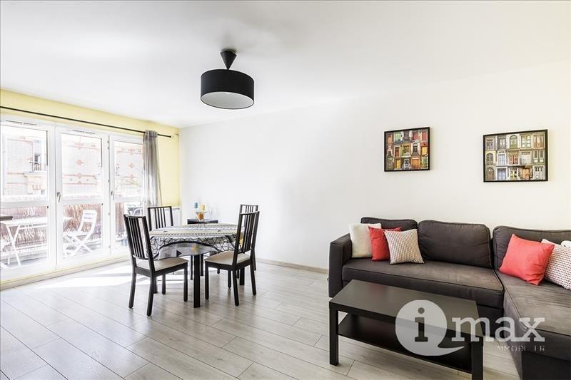 Vente appartement Levallois perret 580000€ - Photo 1