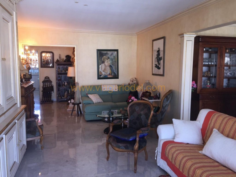 Lijfrente  appartement Nice 140000€ - Foto 6