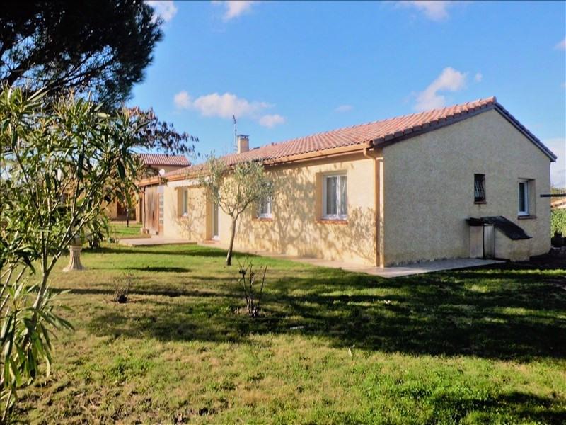 Sale house / villa Montaigut sur save 238350€ - Picture 1