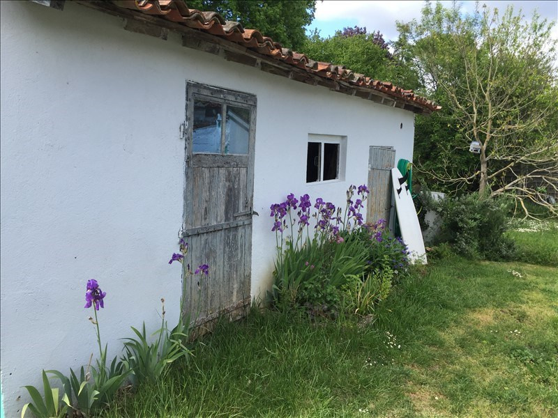 Vente maison / villa Liguge 119000€ - Photo 7
