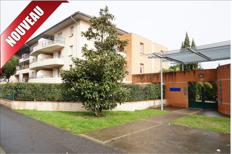 Vente appartement Toulouse 78900€ - Photo 1