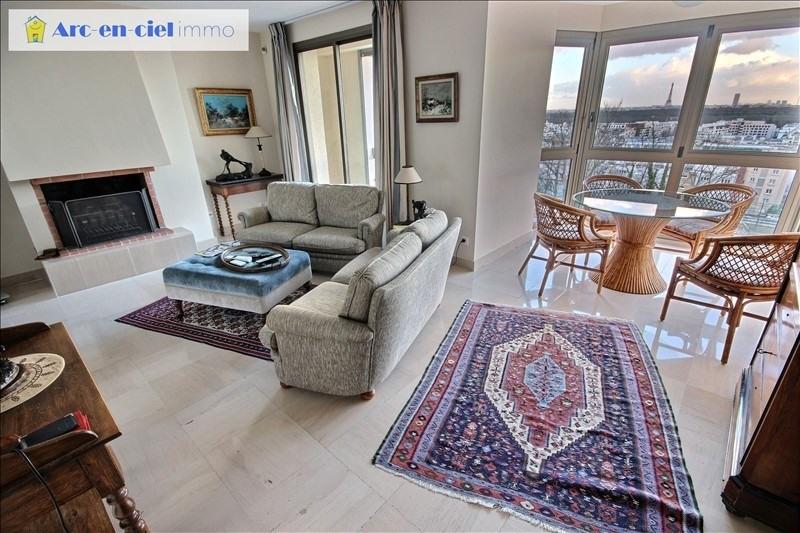 Revenda residencial de prestígio casa Suresnes 1495000€ - Fotografia 3