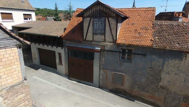 Sale house / villa Romanswiller 81000€ - Picture 2