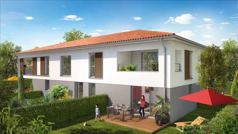 Vente appartement Toulouse 237000€ - Photo 2