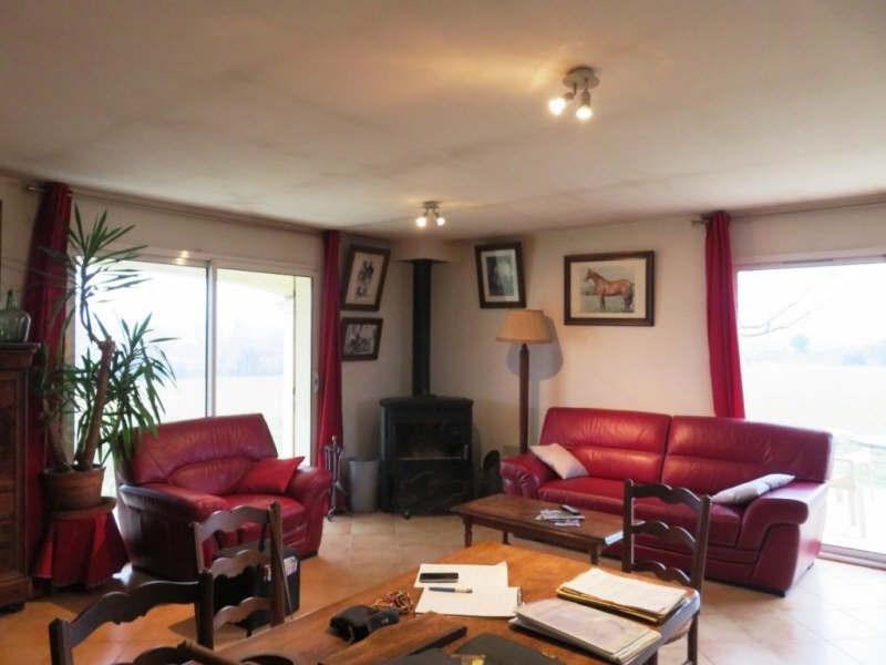 Sale house / villa Grospierres 287200€ - Picture 7