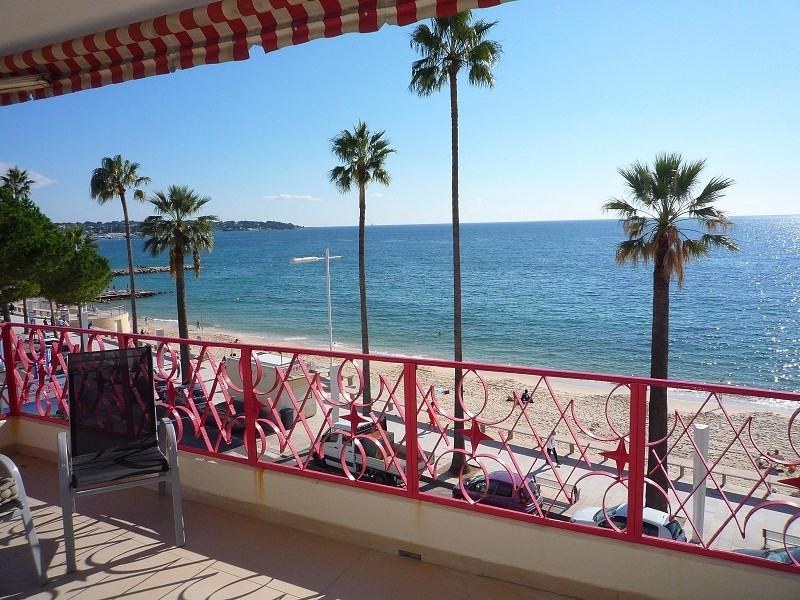 Vente de prestige appartement Juan-les-pins 790000€ - Photo 1
