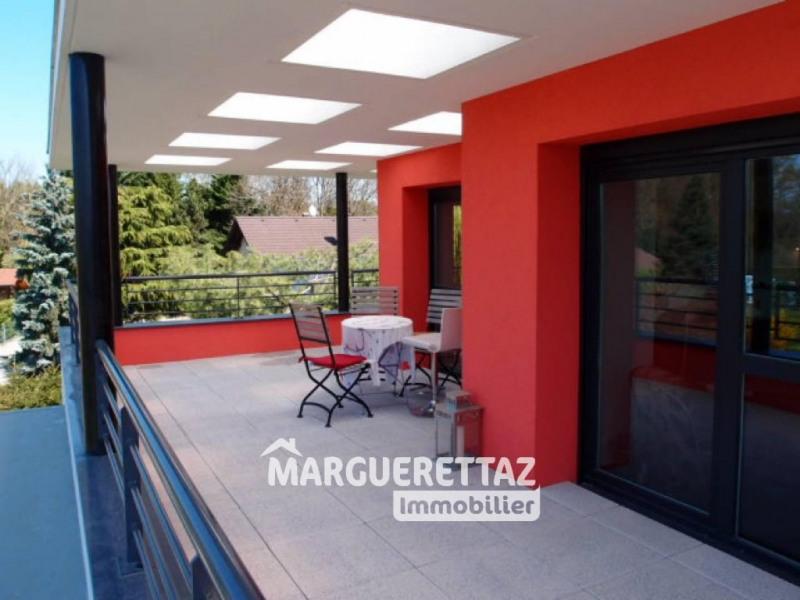 Vente appartement Cranves-sales 449000€ - Photo 1