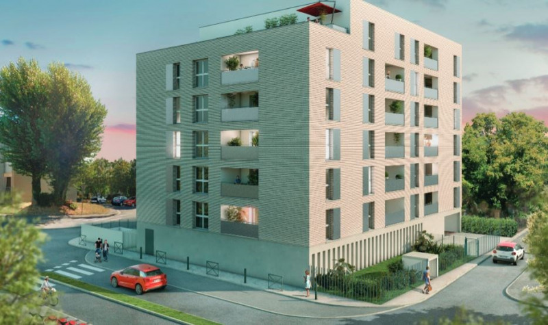 Vente appartement Toulouse 160500€ - Photo 1
