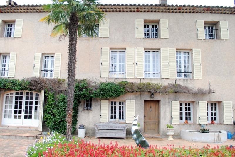 Deluxe sale house / villa Bargemon 1750000€ - Picture 1