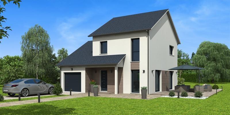 Maison  5 pièces + Terrain 520 m² Sillingy par MAISON NATILIA