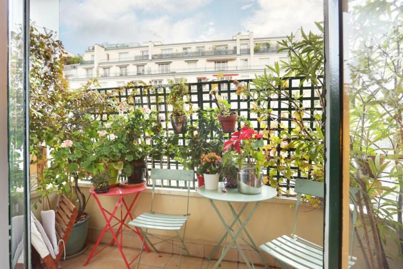 Immobile residenziali di prestigio appartamento Paris 16ème 860000€ - Fotografia 1