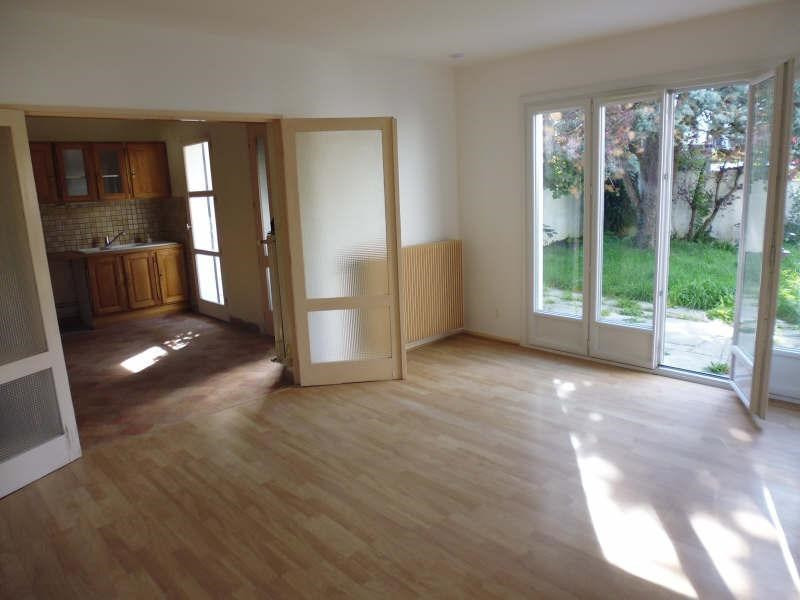 Vente maison / villa Poitiers 138000€ -  2