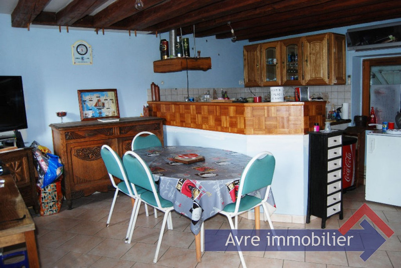 Sale house / villa Verneuil d avre et d iton 168000€ - Picture 3