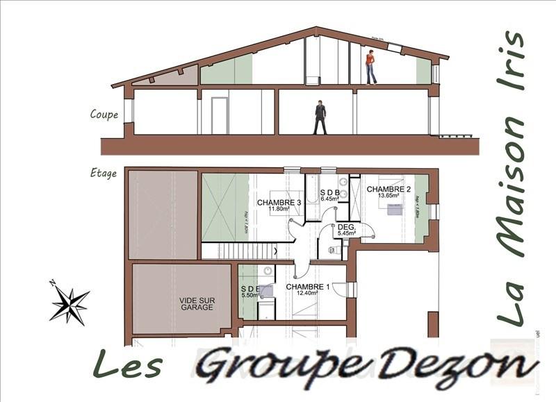 Location maison / villa Grenade 1527€ CC - Photo 3