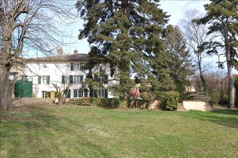 Deluxe sale house / villa Villefranche sur saone 597000€ - Picture 1