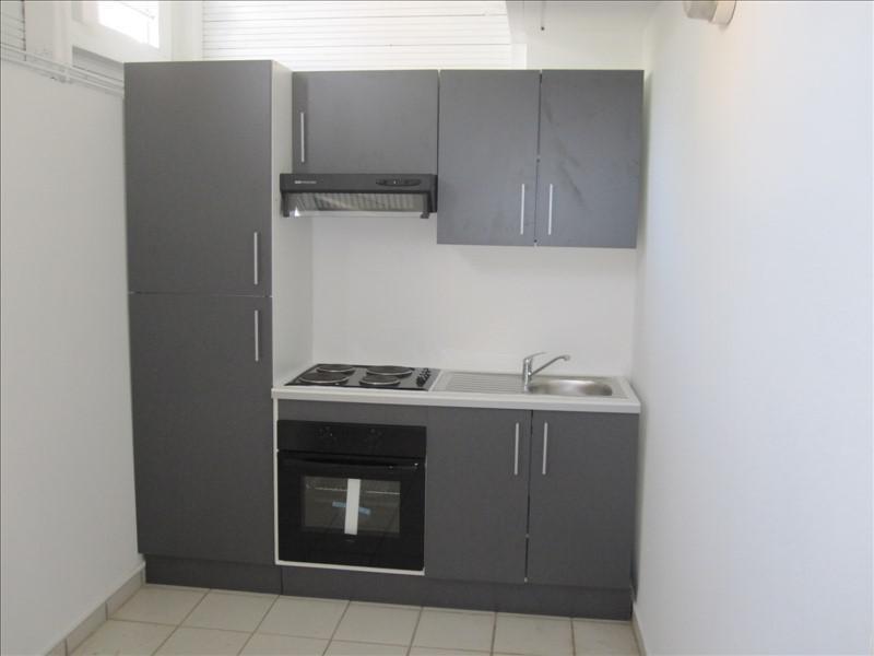 Rental apartment Basse terre 672€ CC - Picture 2