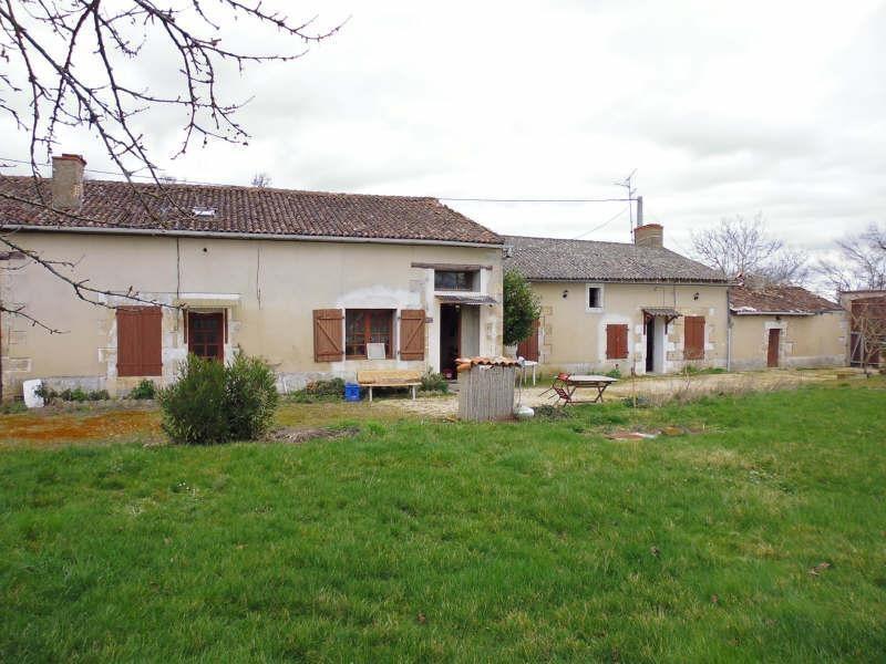 Vente maison / villa Poitiers 199900€ -  2