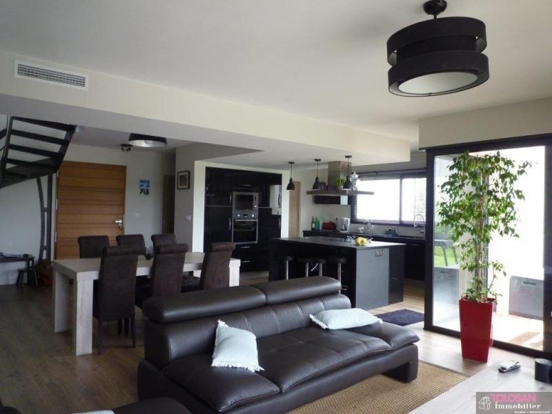 Vente maison / villa Nailloux 472500€ - Photo 3