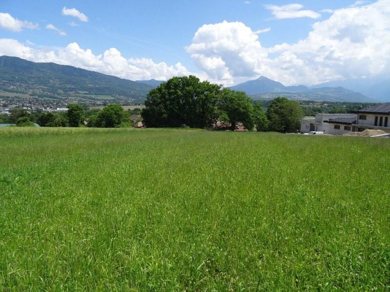 Vente terrain Vetraz monthoux 409000€ - Photo 1