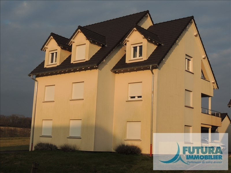 Deluxe sale apartment Woustviller 184 000€ - Picture 1