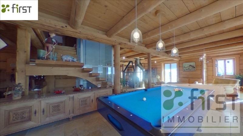 Immobile residenziali di prestigio casa St jean de sixt 970000€ - Fotografia 3
