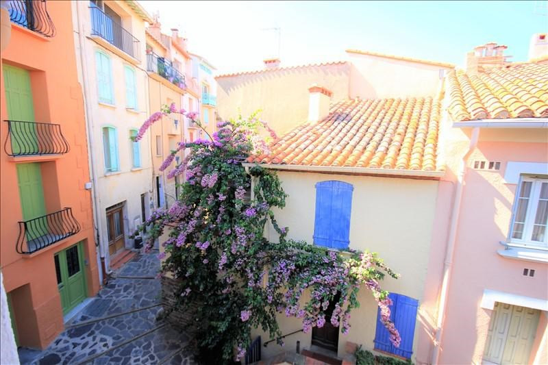 Vente appartement Collioure 315000€ - Photo 1