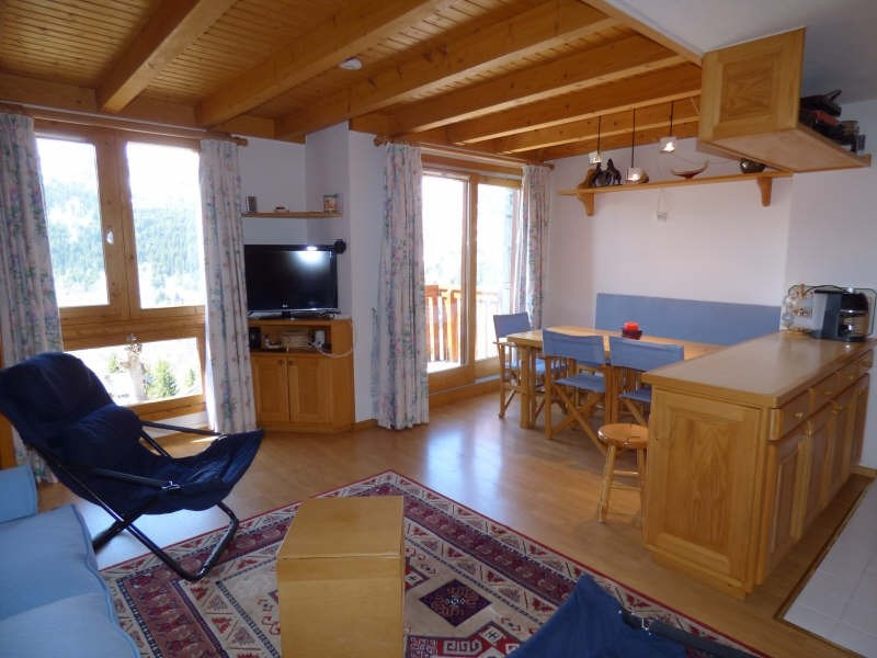 Deluxe sale apartment Meribel 768000€ - Picture 2