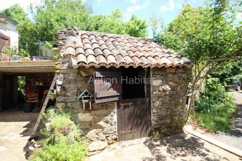 Vente maison / villa St christophe 168000€ - Photo 4