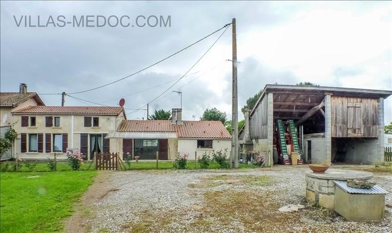 Vente maison / villa Jau dignac et loirac 159800€ - Photo 2