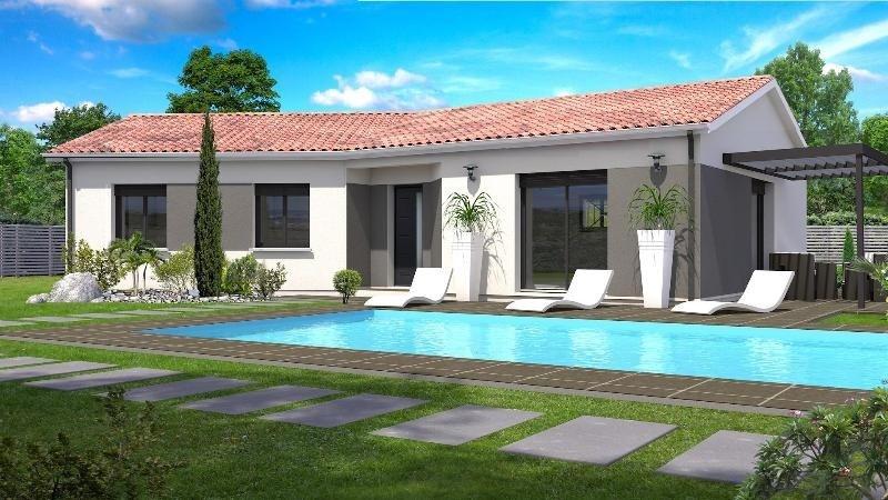 Maison  4 pièces + Terrain 1025 m² Bergerac par SIC HABITAT