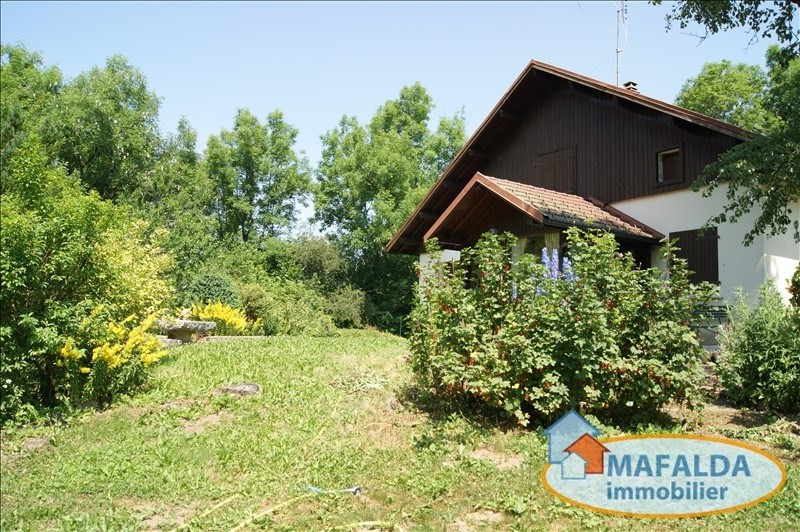 Sale house / villa Mont saxonnex 381 800€ - Picture 1