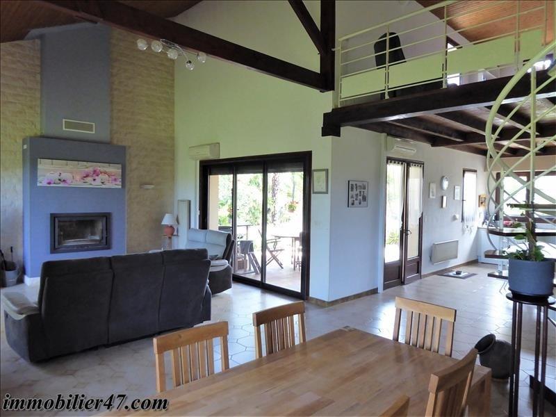 Vente maison / villa Castelmoron sur lot 349000€ - Photo 3