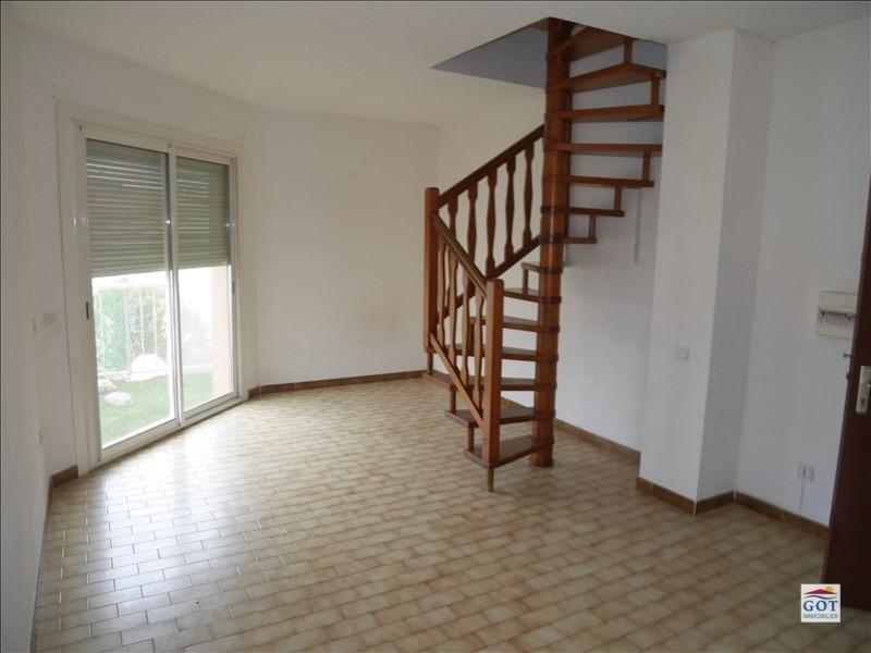 Vendita appartamento Le barcares 92500€ - Fotografia 1