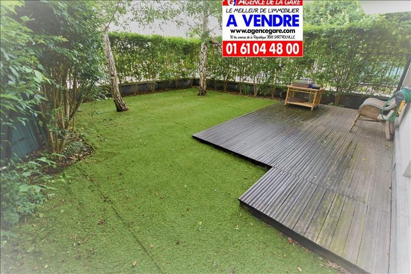Vente appartement Sartrouville 289000€ - Photo 2