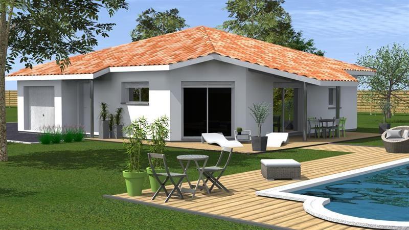 Maison  4 pièces + Terrain 690 m² Mont-de-Marsan par MAISONS CONFORECO - AGENCE MONT DE MARSAN