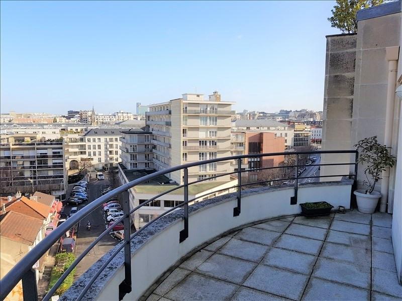 Rental apartment Issy les moulineaux 3200€ CC - Picture 3