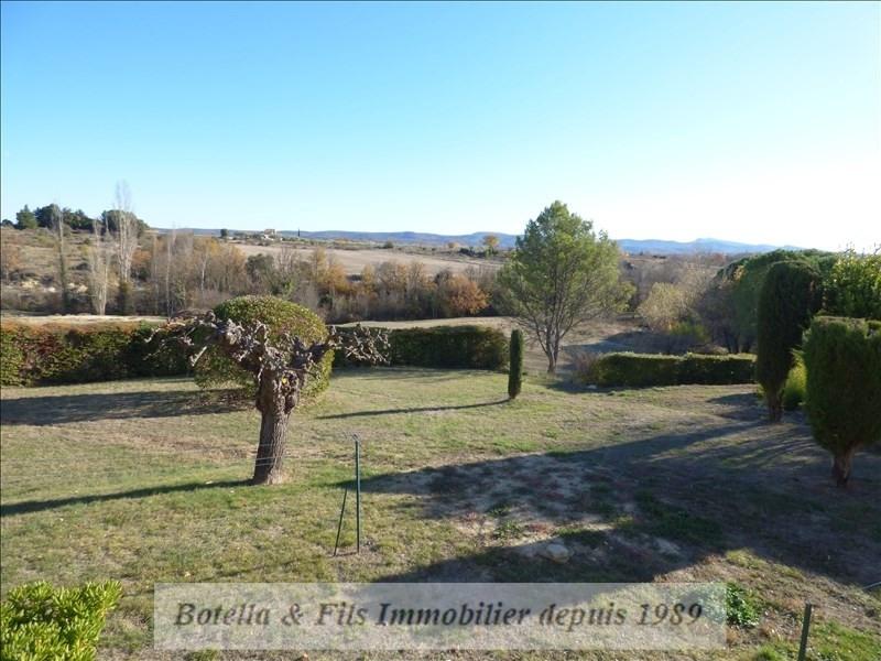 Sale house / villa Barjac 473700€ - Picture 3