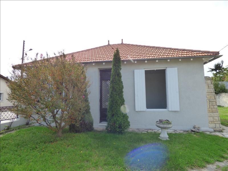 Aрендa дом Le bouscat 1625€ CC - Фото 3