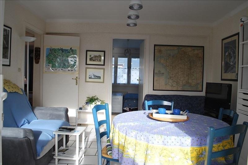 Sale apartment Fort mahon plage 109000€ - Picture 3