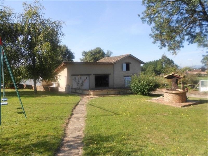 Sale house / villa St didier sur chalaronne 397000€ - Picture 10
