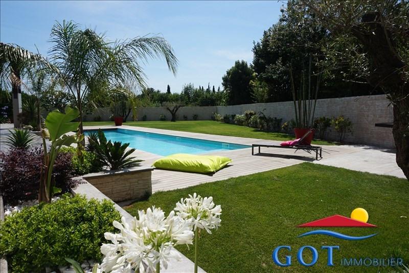 Vente de prestige maison / villa Torreilles 835000€ - Photo 2