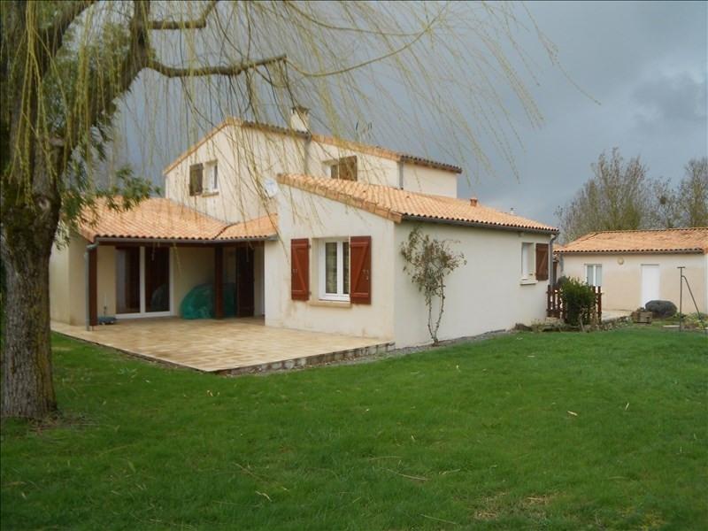 Vente maison / villa Sansais 282150€ - Photo 1