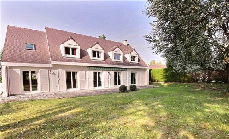 Sale house / villa Feucherolles 895000€ - Picture 1