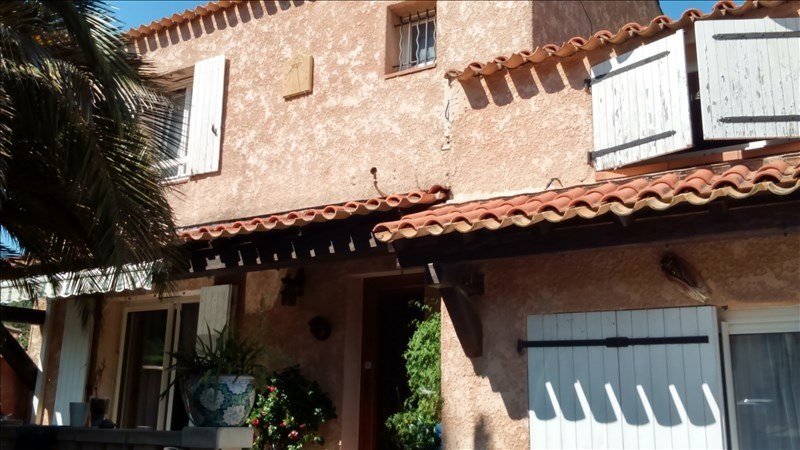 Sale house / villa Six fours les plages 465000€ - Picture 1