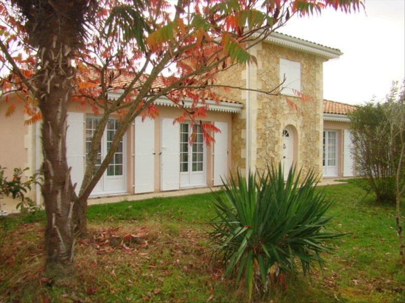 Vente maison / villa Coutras 152000€ - Photo 2