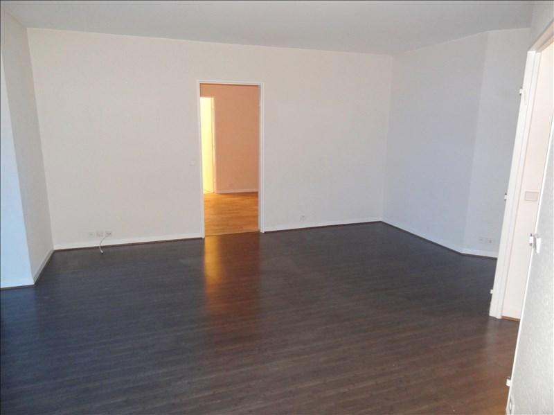 Rental apartment Levallois perret 1400€ CC - Picture 1